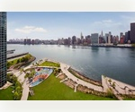 Waterfront LIC 3 Bed 3 Bath No Fee!